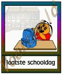 Laatste schooldag - SCH