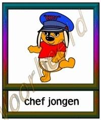 Chef jongen  - KLAS