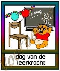 Dag van de leerkracht (meester)  - KLAS