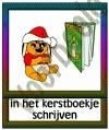 In het kerstboekje schrijven - KRST