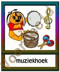 Muziekhoek - SCHHoek