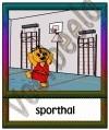 Sporthal - LOK