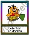 Boterham en drinken - ETDR