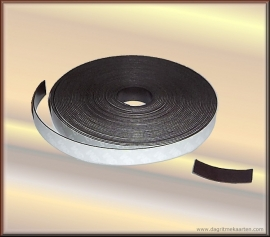 Magneet tape/band 1 meter  (12,5mm)