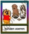 Honden voeren - DIE