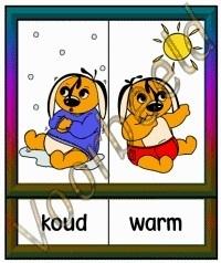 Koud - Warm