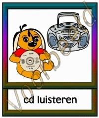 CD luisteren