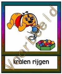 Kralen rijgen - WRK