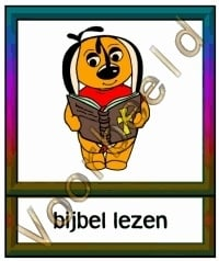 Bijbel lezen - WRK