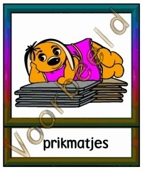 Prikmatjes - WERKMAT