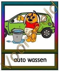 Auto wassen - AC