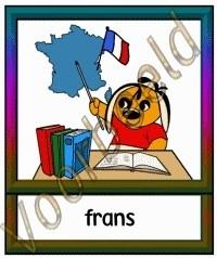 Frans - SCHV