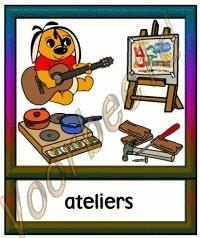 Ateliers  - KLAS