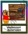 Montessorimaterialen - KAST-T