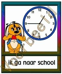 Ik ga naar school 4 - KLOK