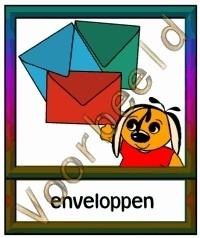 Enveloppen - WERKMAT
