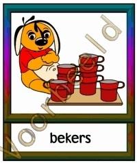 Bekers - MAT