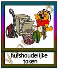 Huishoudelijke taken - TK