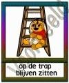 Op de trap blijven zitten - GEBR