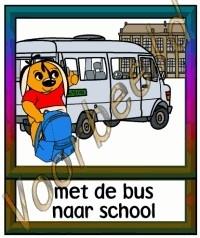 Met de bus naar school 2 - SCH