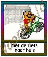 Met de fiets naar huis 2 - SCH