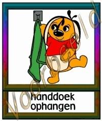 Handdoek ophangen - VERZ