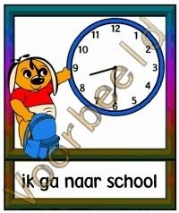 Ik ga naar school 3 - KLOK