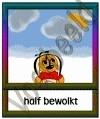Half bewolkt - WR