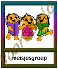 Meisjesgroep - SCH