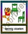 Weinig stoelen - BEGR
