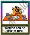 Werken aan de oranje tafel - KAST-T