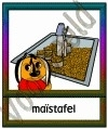 Maïstafel - KAST-T