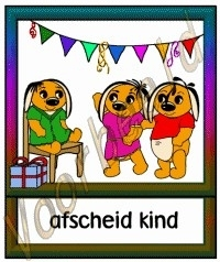 Afscheid kind  - KLAS