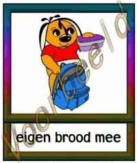 Eigen brood mee - SCH