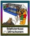Hamsterkooi verschonen - DIE