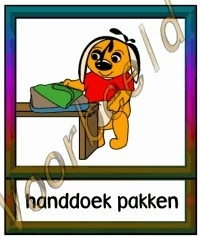 Handdoek pakken - VERZ
