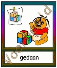 Gedaan - TK