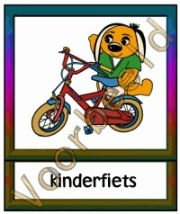 Kinderfiets - MAT