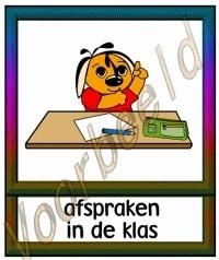 Afspraken in de klas  - KLAS