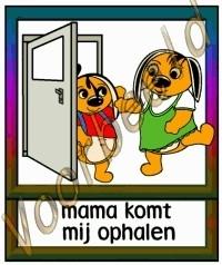 Mama komt mij halen - SCH