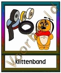 Klittenband - WERKMAT