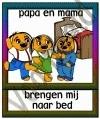 Papa en mama brengen mij naar bed (j) - GEBR
