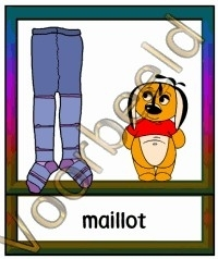 Maillot - KL