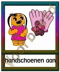 Handschoenen aan - KL