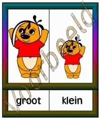Groot - Klein