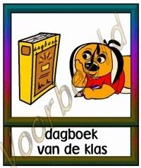 Dagboek van de klas  - KLAS