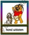 Hond uitlaten - DIE