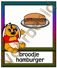 Broodje hamburger - ETDR