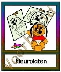 Kleurplaten - WERKMAT