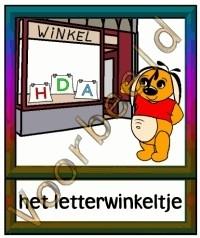 Het letterwinkeltje - WRK